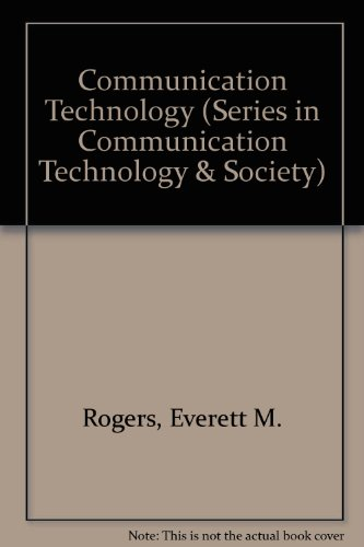 Book Cover Communication Technology: The New Media in Society (Series in Communication Technology and Society)
