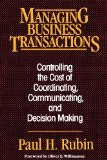 Book Cover Managing Business Transactions