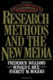 Book Cover Research Methods and the New Media (Series in Communication Technology and Society)
