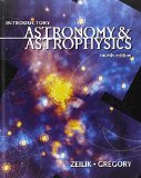 Book Cover Introductory Astronomy and Astrophysics (Saunders Golden Sunburst Series)