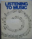 Book Cover Listening to music