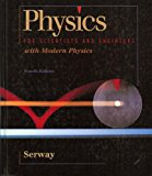 Book Cover Physics for Scientists and Engineers With Modern Physics (Saunders golden sunburst series)