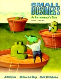 Book Cover Small Business: An Entrepreneur's Plan (The Dryden Press Series in Management)