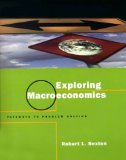 Book Cover EXPLORING MACROECONOMICS