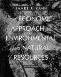 Book Cover The Economic Approach to Environmental and Natural Resources (Dryden Press Series in Economics)