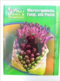 Book Cover Microorganisms Fungi Plants