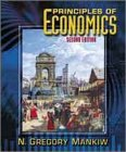 Book Cover Principles of Economics