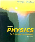 Book Cover Physics for Scientists and Engineers, Volume I (with Student Tools CD-ROM)