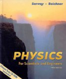 Book Cover Physics for Scientists and Engineers, Chapters 1-39 (with Student Tools CD-ROM)