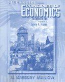 Book Cover Principles Of Economics Study Guide