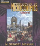 Book Cover Principles of Microeconomics, 2nd edition