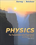 Book Cover Physics for Scientists and Engineers, Chapters 1-46 (with Study Tools CD-ROM)
