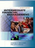 Book Cover Intermediate Financial Management with Student CD-ROM