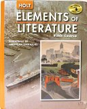 Book Cover Holt elements of literature: Fifth course, Essentials of American literature