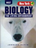 Book Cover Holt Biology New York: The Living Environment, ìStudent Edition+ 2005