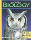 Book Cover Modern Biology: Student Edition 2009