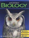Book Cover Modern Biology: Teacher's Edition 2009