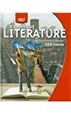 Book Cover Holt Elements of Literature: Student Edition, American Literature Grade 11 Fifth Course 2009