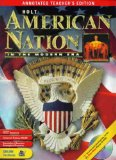 Book Cover American Nation in the Modern ERA - Annotated Teacher's Edition