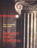 Book Cover Contemporary Financial Intermediation
