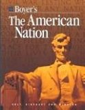 Book Cover The American Nation
