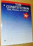 Book Cover Holt American Civics: Constitution - Past/Present/Future Grades 9-12