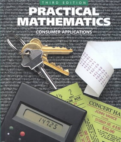 Book Cover Holt Practical Math: Student Edition 1998