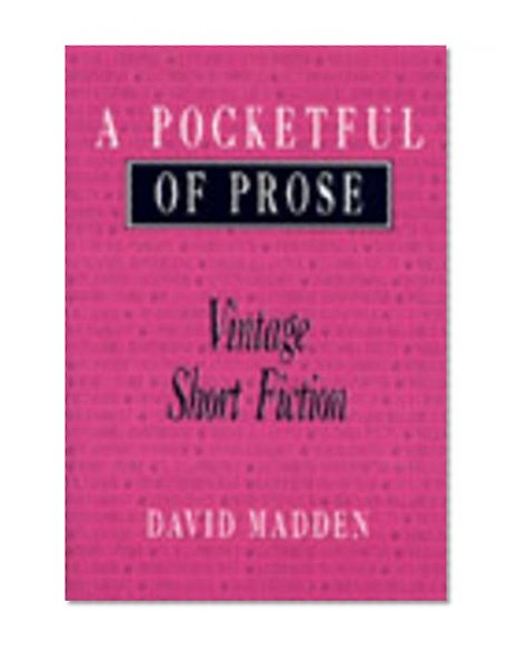 Book Cover A Pocketful of Prose: Vintage Short Fiction