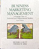 Book Cover Business Marketing Management: A Strategic View of the Industrial and Organizational Markets