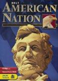 Book Cover Holt American Nation: Student Edition Grades 9-12 2003