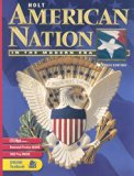 Book Cover Holt American Nation Texas: Student Edition Grades 9-12 In the Modern Era 2003