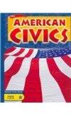 Book Cover Holt American Civics: Student Edition Grades 9-12 2003