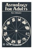 Book Cover Astrology for Adults.