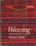 Book Cover Weaving: A Handbook for Fiber Craftsmen