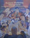 Book Cover Business Marketing Management: A Strategic View of Industrial and Organizational Markets