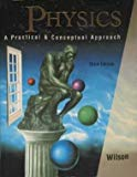 Book Cover Physics: A Practical and Conceptual Approach (Saunders Golden Sunburst Series)
