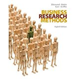 Book Cover Business Research Methods