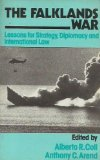Book Cover Falklands War: Lessons for Strategy, Diplomacy and International Law