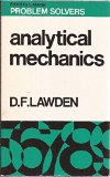 Book Cover Analytical Mechanics (Problem Solvers)