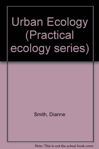 Book Cover Urban Ecology (Practical ecology series)
