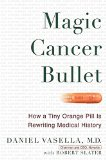 Book Cover Magic Cancer Bullet: How a Tiny Orange Pill May Rewrite Medical History