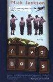 Book Cover Five Boys: A Novel