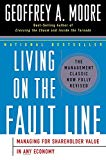 Book Cover Living on the Fault Line, Revised Edition: Managing for Shareholder Value in Any Economy