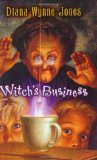 Book Cover Witch's Business (Chrestomanci Books)
