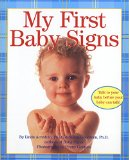Book Cover My First Baby Signs (Baby Signs (Harperfestival))