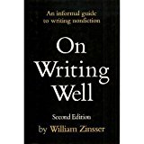 Book Cover On Writing Well: An Informal Guide to Writing Nonfiction