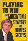 Book Cover Playing to Win: Fran Tarkenton's Strategies for Business Success