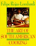 Book Cover Art of South American Cooking