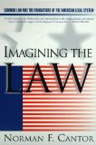 Book Cover Imagining the Law: Common Law and the Foundations of the American Legal System