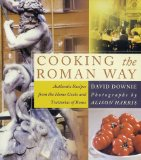 Book Cover Cooking the Roman Way